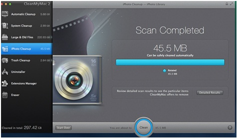 free Mac Cleanup